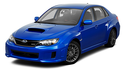 2011 Subaru Impreza WRX 4-door Video Specs