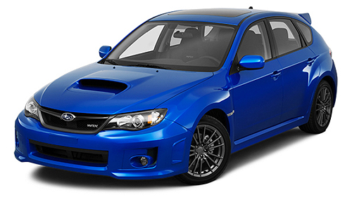 2011 Subaru Impreza WRX 5-door Video Specs