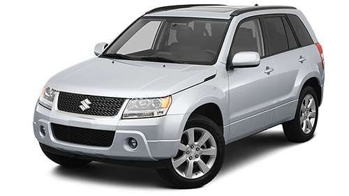 2011 Suzuki Grand Vitara Video Specs