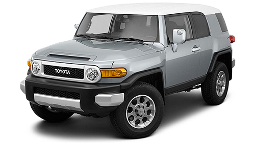 2011 Toyota FJ Cruiser Video Specs
