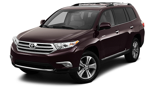 2011 Toyota Highlander 4WD Video Specs