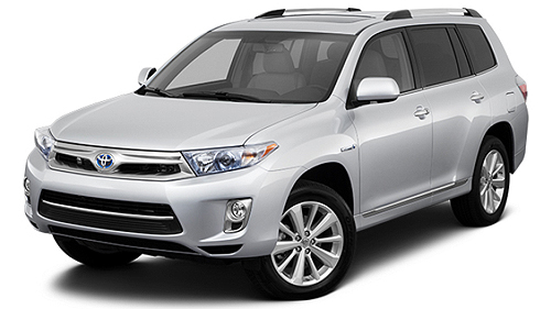 Vid�o de pr�sentation: Toyota Highlander Hybride 2011 Video
