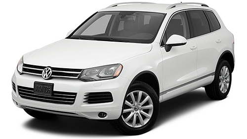 2011 Volkswagen Touareg TDI Video Specs