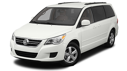 Vid�o de pr�sentation: Volkswagen Routan 2011 Video