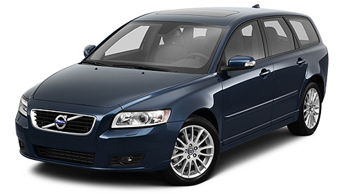 Vid�o de pr�sentation: Volvo V50 2011 Video