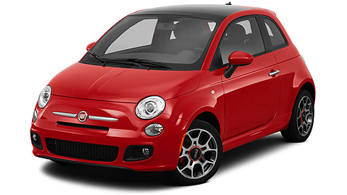 Vid�o de pr�sentation: Fiat 500 2012 Video