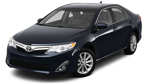 Vid�o de pr�sentation: Toyota Camry 2012 Video
