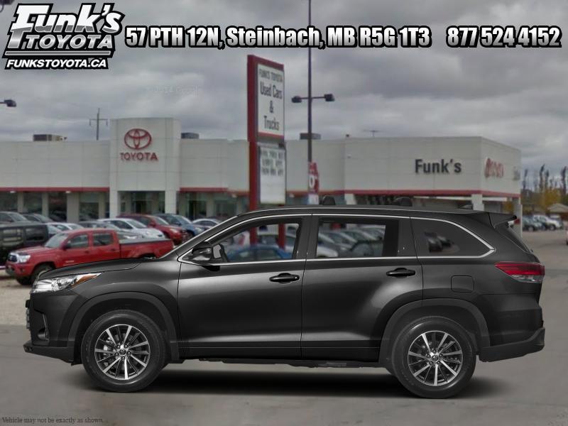 2017 Toyota Highlander SE   - 19 inch  Wheels - SE Pa