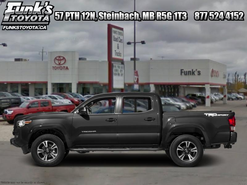2017 Toyota Tacoma SR5  - Bluetooth -  SiriusXM