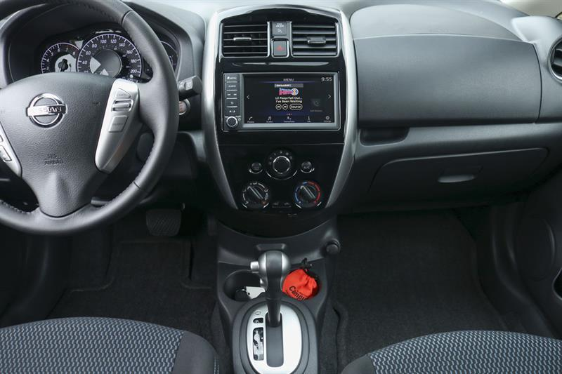 2019 Nissan Versa Note SV FWD w/ Special Edition Pckg