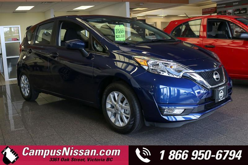 2019 Nissan Versa Note SV FWD w/ Special Edition Pack