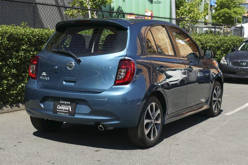 2019 Nissan Micra SR