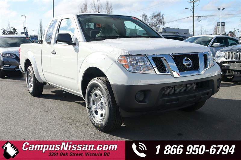 2019 Nissan Frontier S RWD King Cab