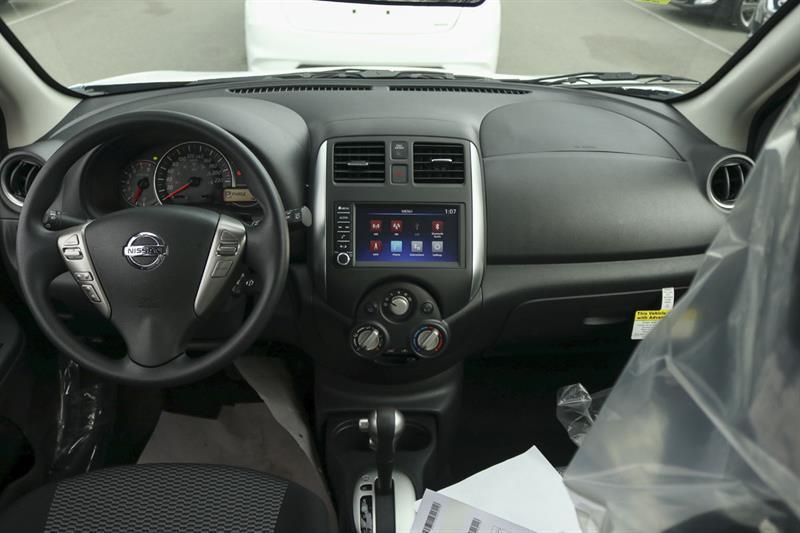 2019 Nissan Micra SV FWD