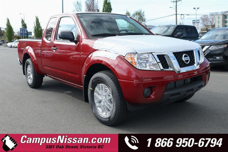 2019 Nissan Frontier SV RWD King Cab