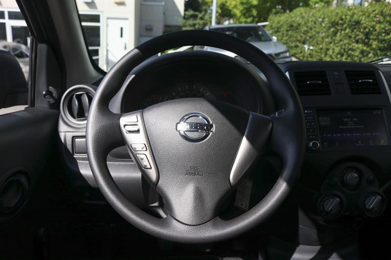 2019 Nissan Micra S FWD