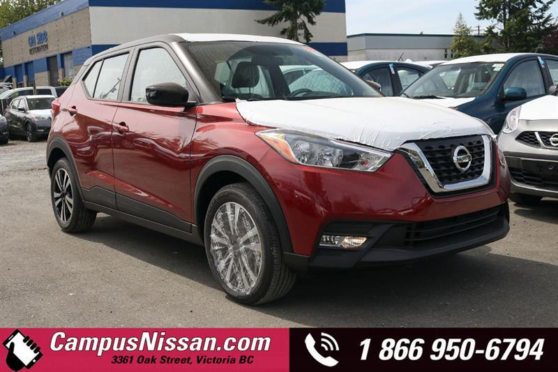 2019 Nissan Kicks SV FWD w/ Two-Tone Paint