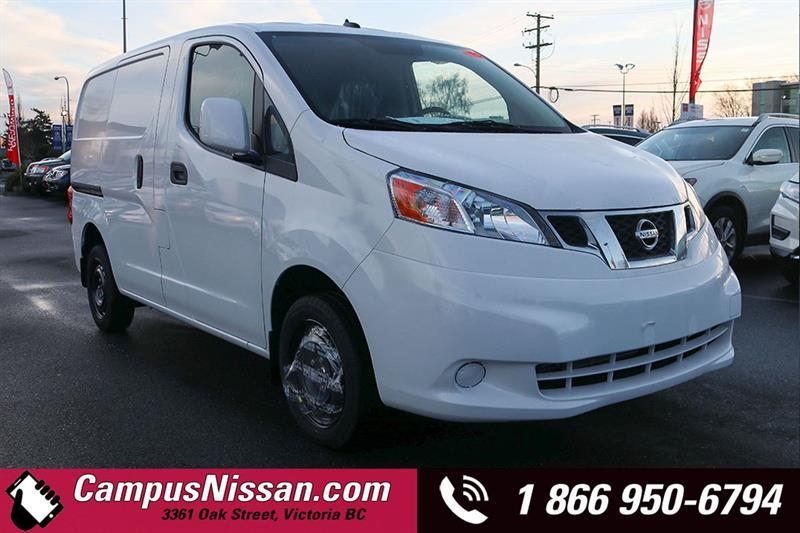 2019 Nissan NV200 SV FWD w/ Navigation Package