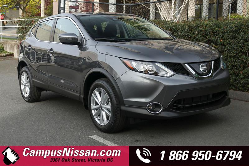 2019 Nissan Qashqai SV FWD w/ Moonroof Package