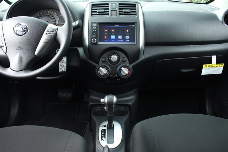 2019 Nissan Micra S FWD Automatic
