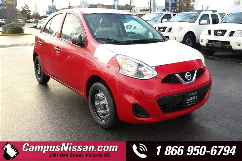 2019 Nissan Micra S FWD Manual