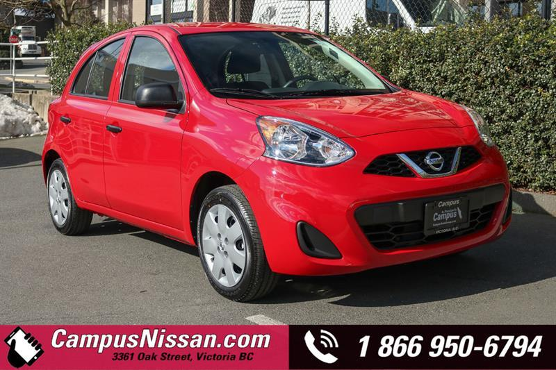 2019 Nissan Micra S FWD