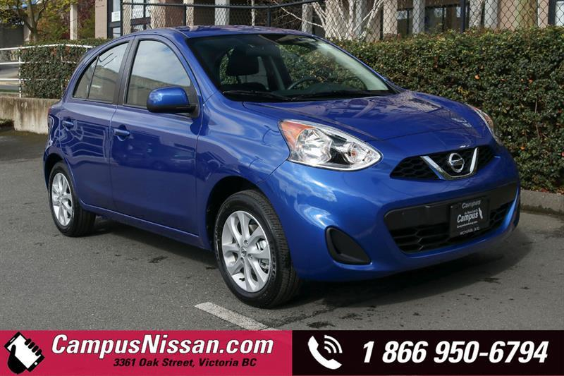 2019 Nissan Micra SV FWD w/ Style Package