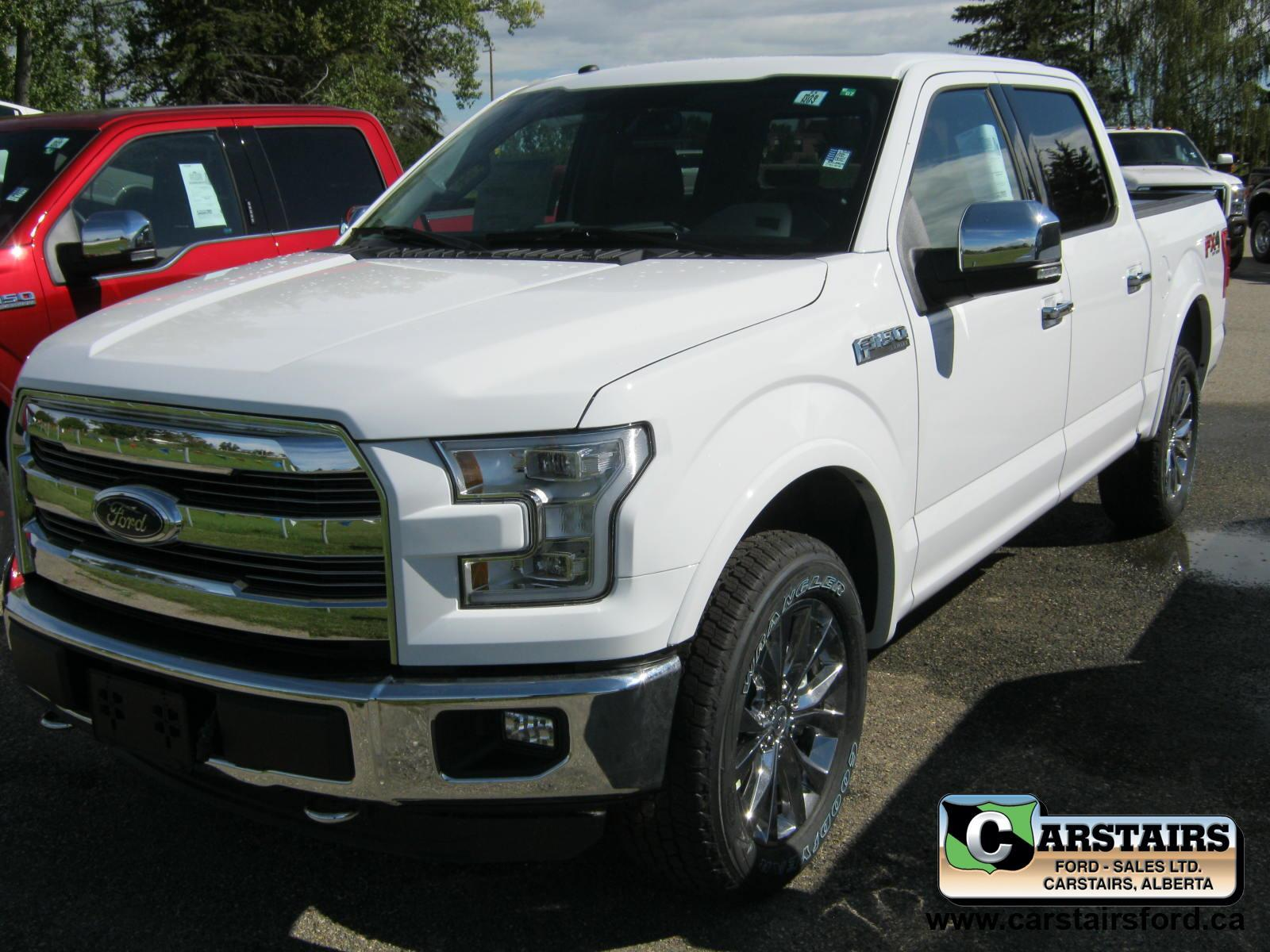 New vehicles carstairs carstairs ford sales ltd 2016 ford f 150 lariat 145 sciox Choice Image