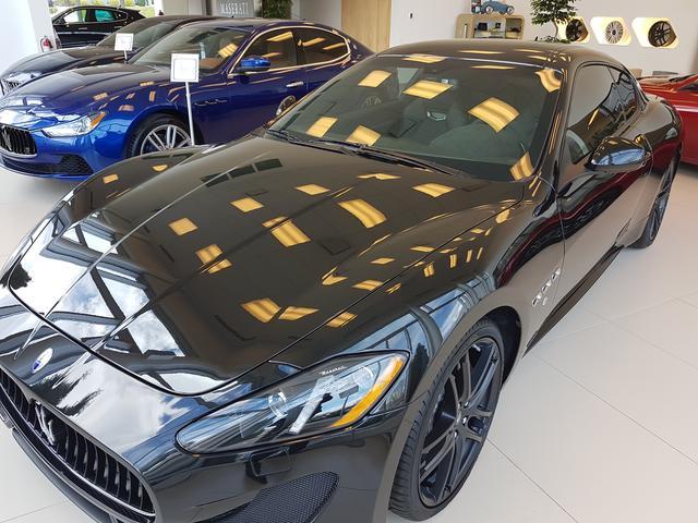 Maserati GranTurismo Sport Sport 4.7 2017