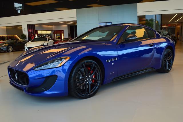 Maserati GranTurismo Sport Rabais*17000.00 2016