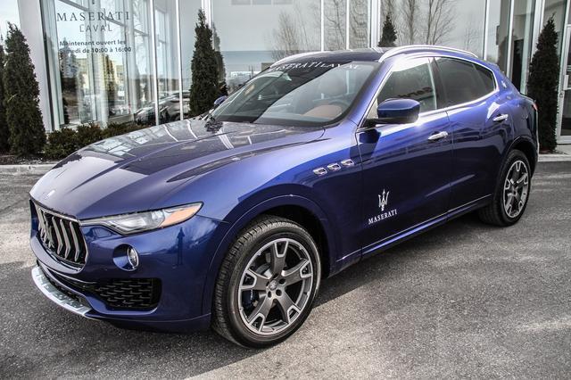 Maserati Levante Q4  2017