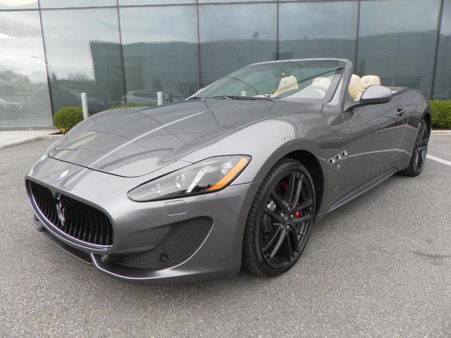 Maserati GranTurismo Convertible Sport *Sold** Vendu** 2017