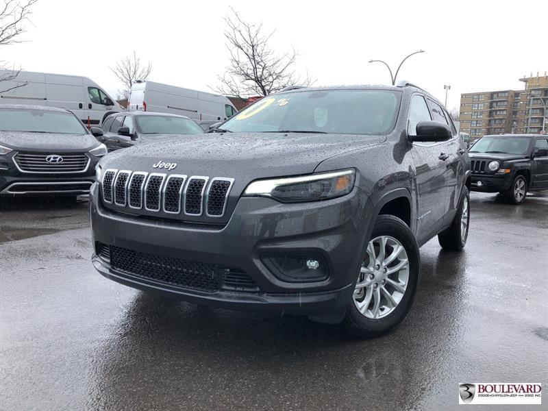 Jeep Cherokee North 4x4 2019
