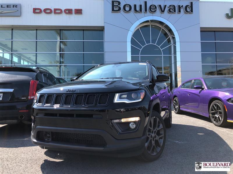 2019 Jeep Compass 4X4 LIMITED PANORAMIC ROOF ADA