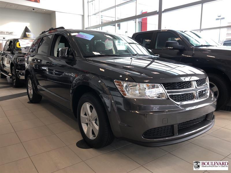 Dodge Journey CVP / SE / BLUETOOTH / 5 PASS. 2018