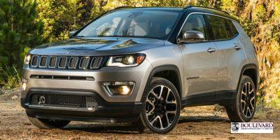 Jeep Compass 4X4 2019