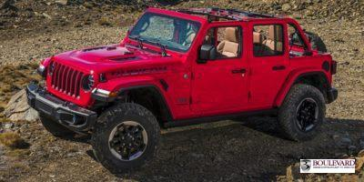 Jeep Wrangler JL UNLIMITED 2019