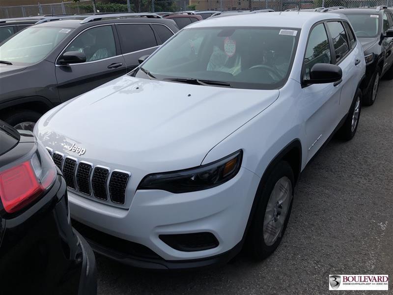 Jeep Cherokee FWD 2019