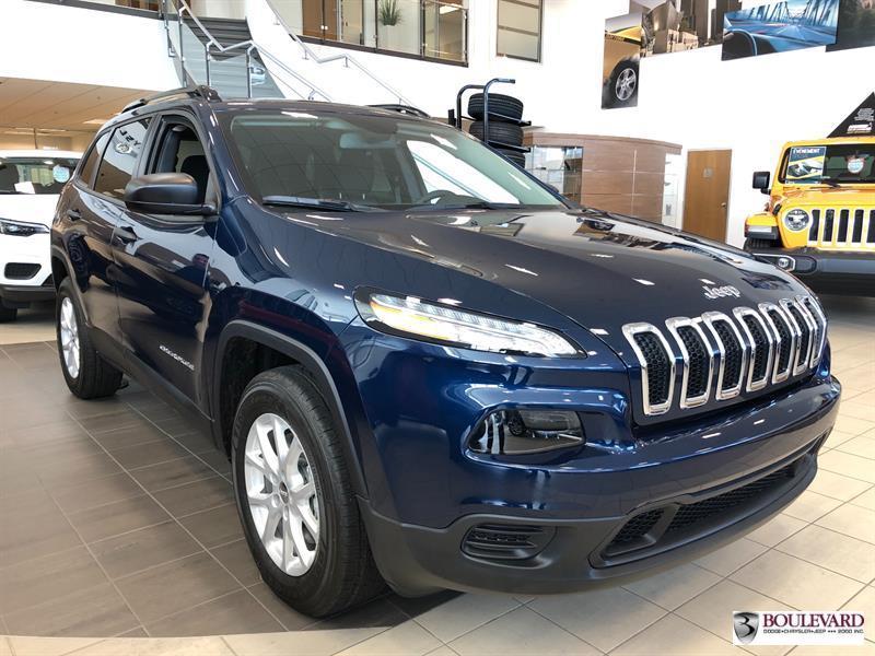 Jeep Cherokee 4X4 2018