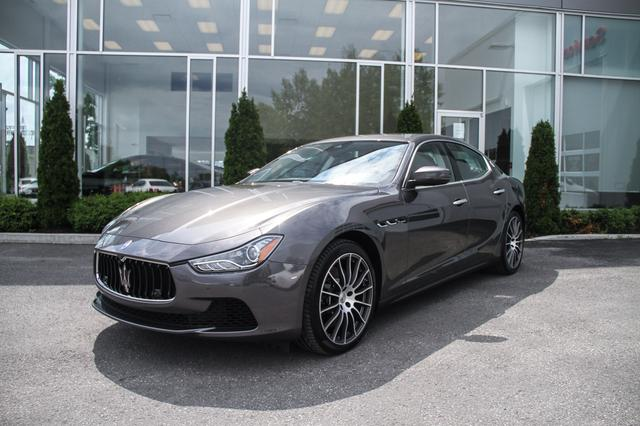 Maserati Ghibli S Q4 1.9% Location 2017