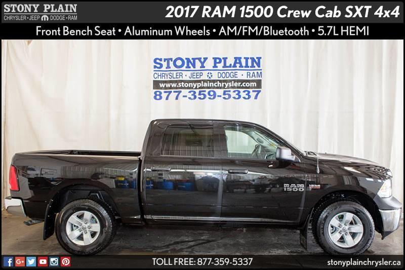 2017 Ram 1500 SXT