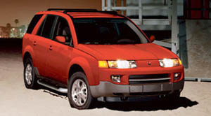 saturn vue maintenance schedule