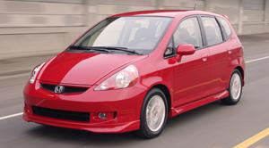 2007 Honda Fit Maintenance Schedule