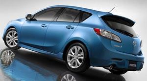 Mazda 3 service schedule 2010