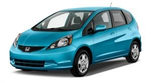 2012 Honda Fit Maintenance Schedule