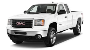 GMC Sierra 2500hd SLE
