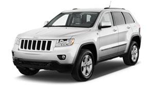 2013 jeep grand cherokee service schedule
