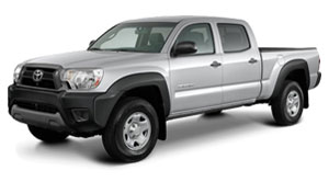 2013 toyota tacoma maintenance schedule