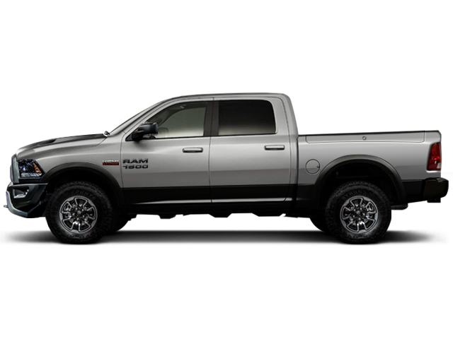 2016 Ram 1500 4x4 Crew Cab short bed Rebel