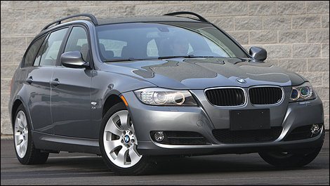 bmw 328i xdrive touring 2009 essai routier. Black Bedroom Furniture Sets. Home Design Ideas